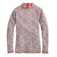 Liberty rash guard in Phoebe floral