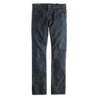 Wallace & Barnes slim jean in Japanese chambray