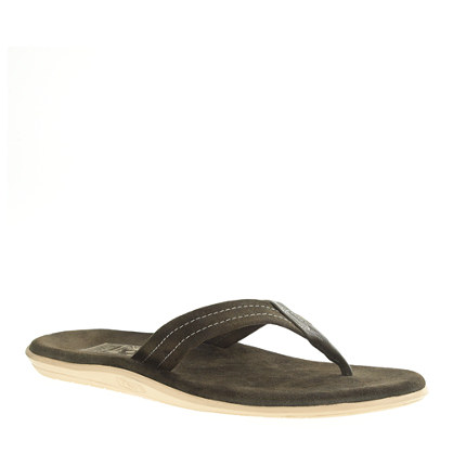 Men's Island Slipper® PT203 flip-flops in suede