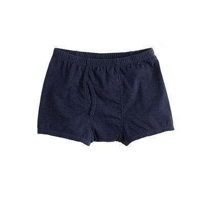 Boys' knit boxer briefs
