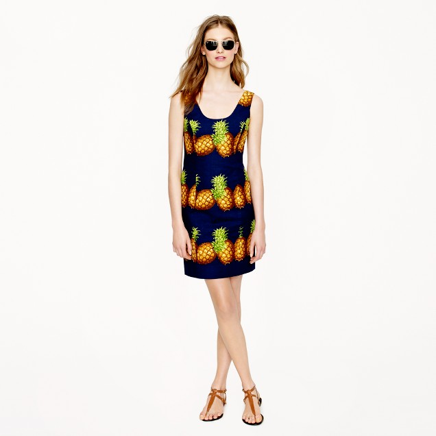 Ratti pineapple dress