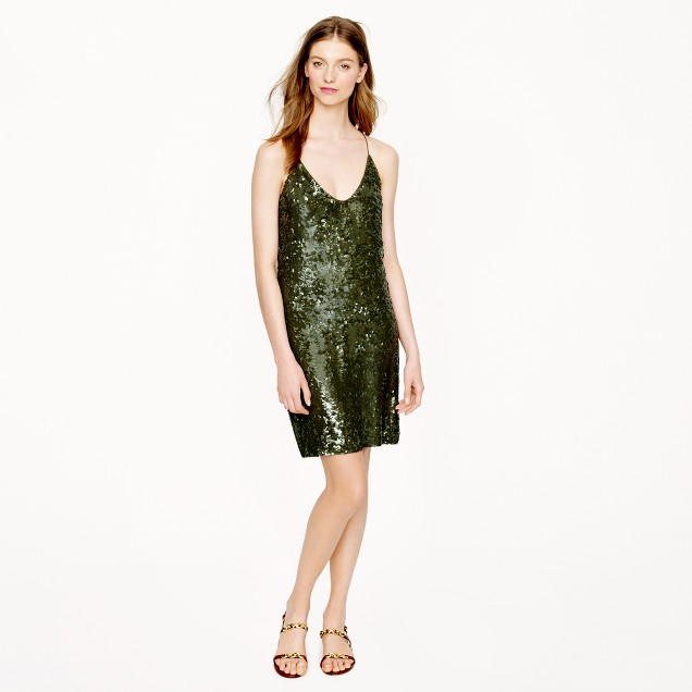 Collection Carrie dress in sequin