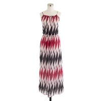 Ikat maxidress