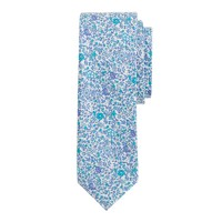 Liberty tie in summer morning floral