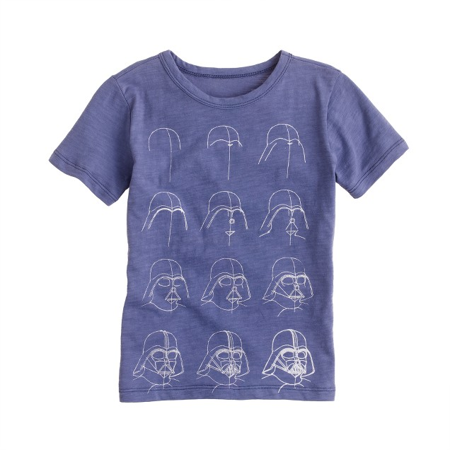 Kids' Star Wars™ for crewcuts glow-in-the-dark tee