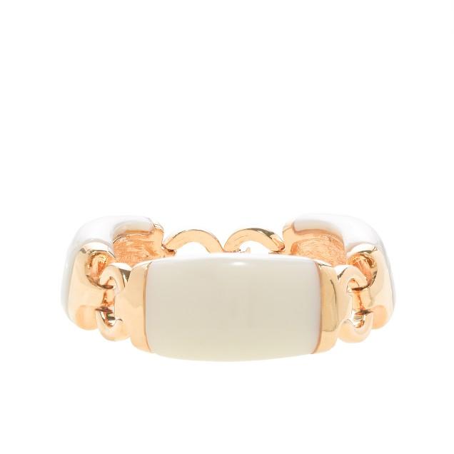 Three-link bracelet
