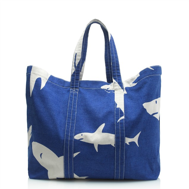 Virginia Johnson for J.Crew tote
