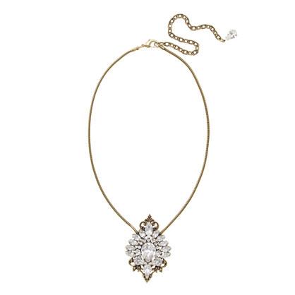 AUDEN® olivier pendant necklace