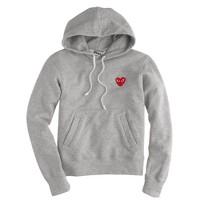 PLAY Comme des Garçons® hooded sweatshirt