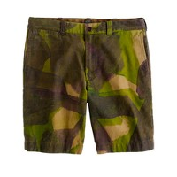 Stanton short in hand-painted DPM camo