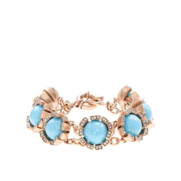 Water lily bracelet
