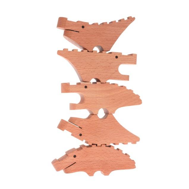 Areaware® croc pile