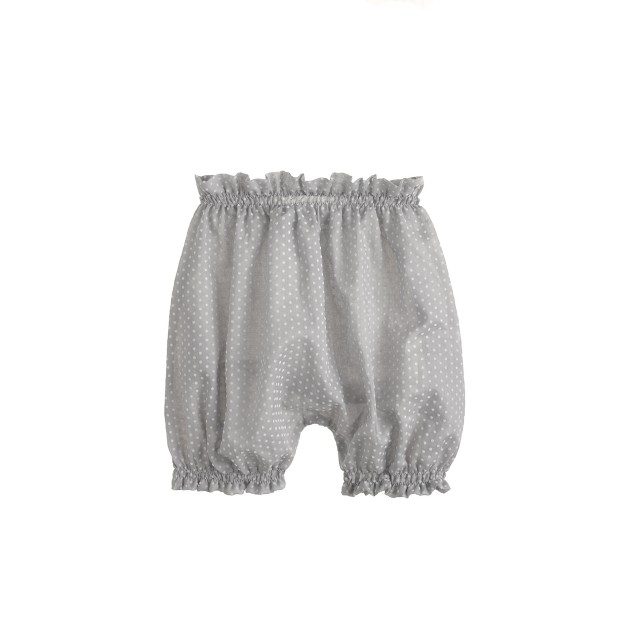 Makié swiss-dot baby bloomers