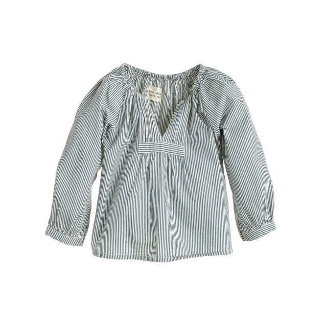 Nili Lotan New Generation® baby peasant top