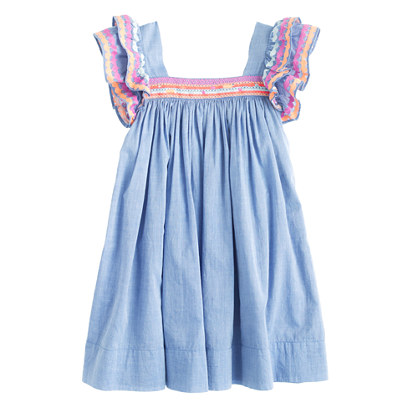 Girls' Nellystella® embellished Chloe dress