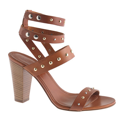 Emery high-heel gladiator sandals