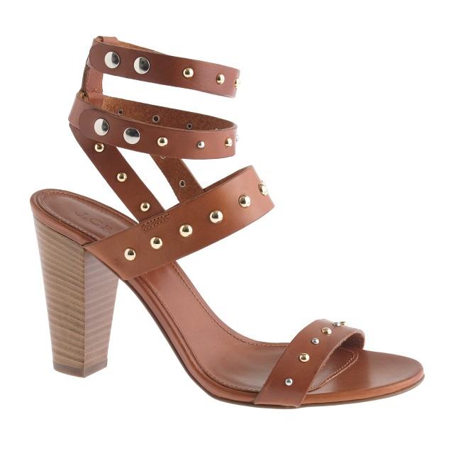 Emery high-heel gladiator sandals