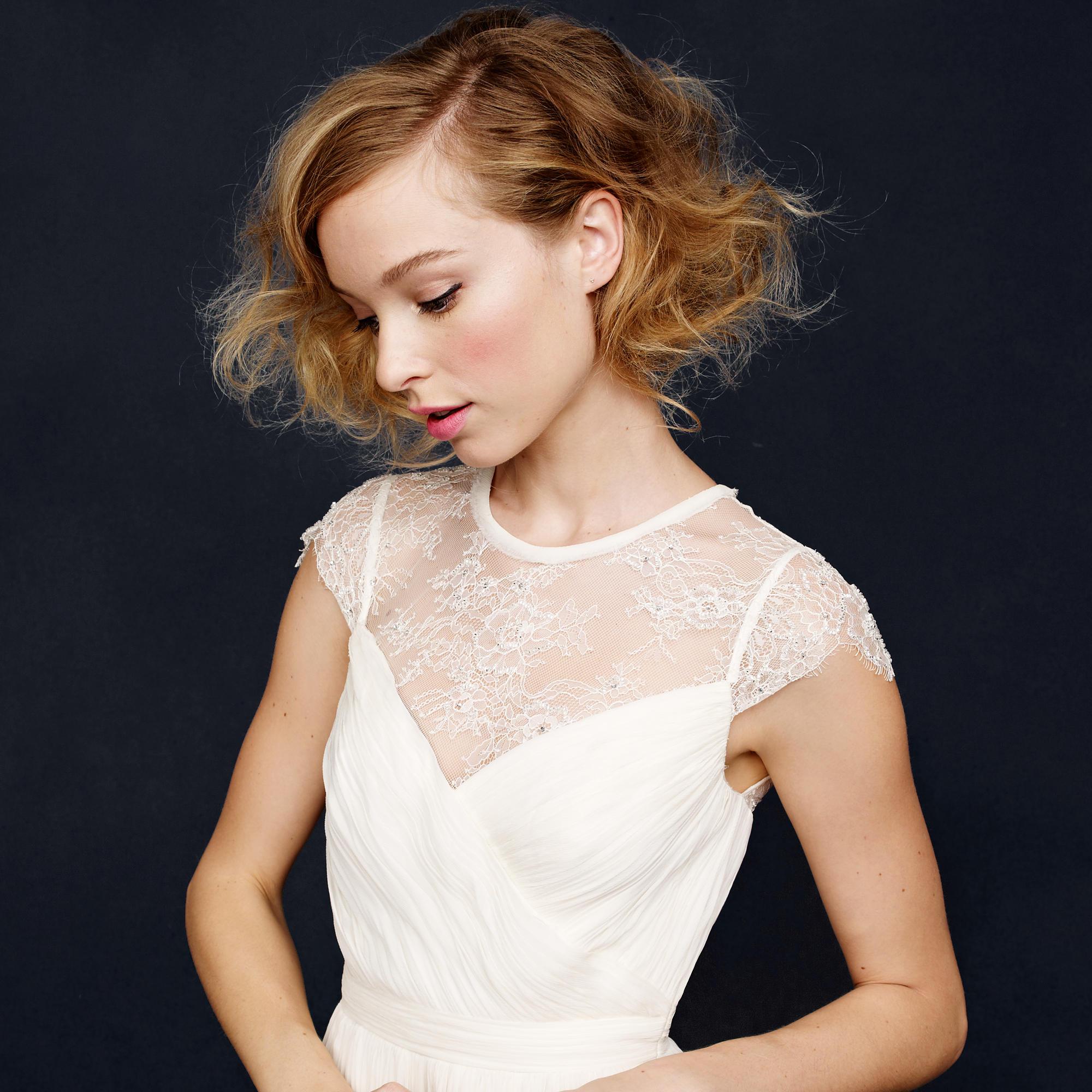 j crew wedding dress Beatriz gown Beatriz gown