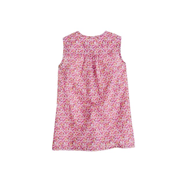 Liberty baby tunic in Saeed floral