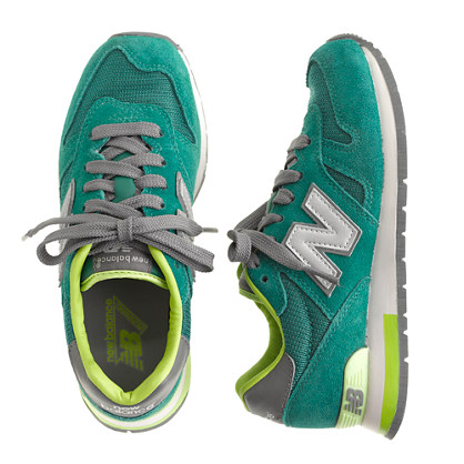Kids' New Balance® for crewcuts K1300 sneakers in green