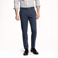 Ludlow slim suit pant in English wool
