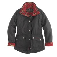 Girls' Barbour® Ferndown jacket