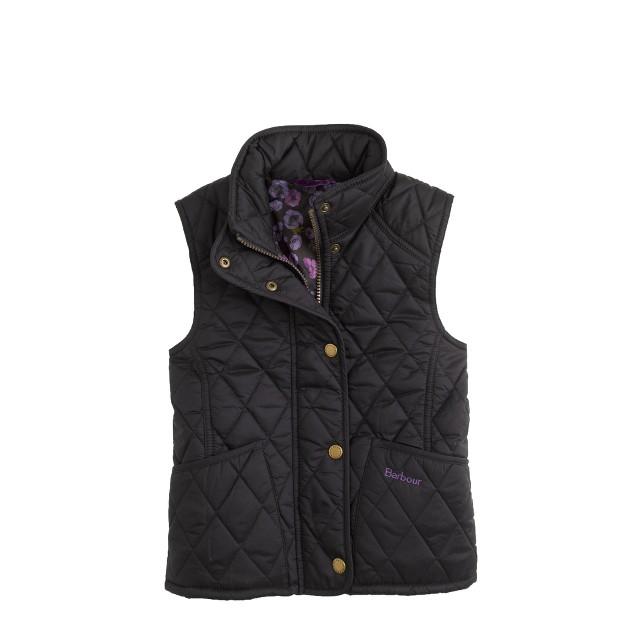 Girls' Barbour® summer Liddesdale Gilet vest