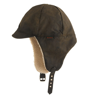 Boys' Barbour® trapper hat
