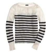 Collection cashmere sailor sweater