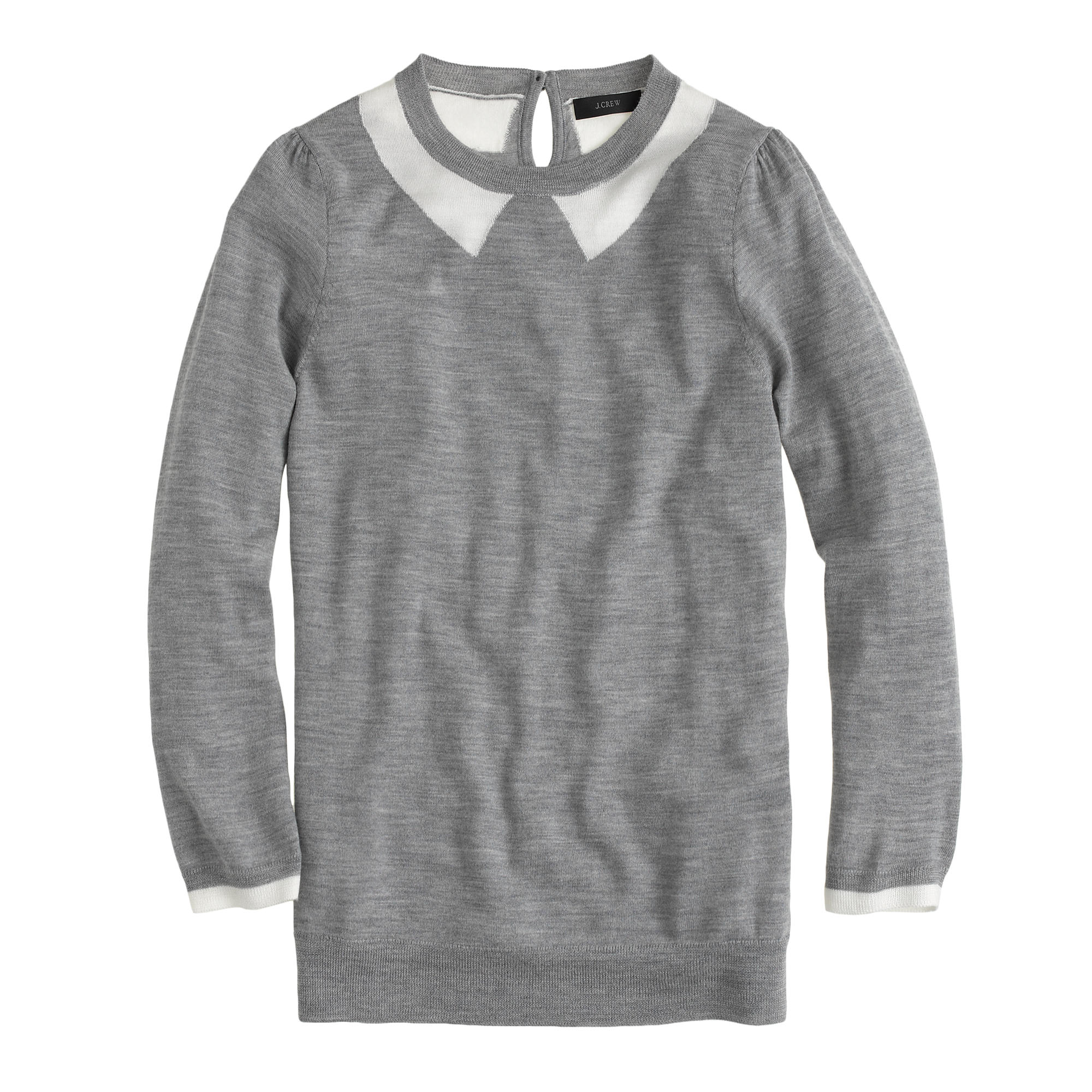 Trompe L Oeil Sweater 81