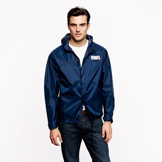 New Balance® windcheater jacket for J.Crew