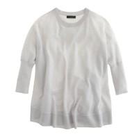 Merino swing sweater