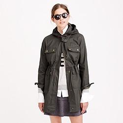 Long field jacket