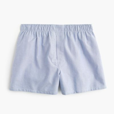 Oxford cloth boxers