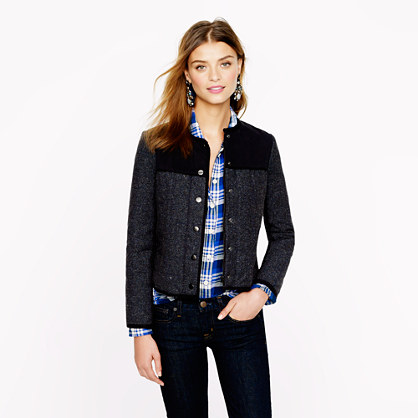 Collection J Crew Quilted Jacket Pictures - Fashion Trends and Models