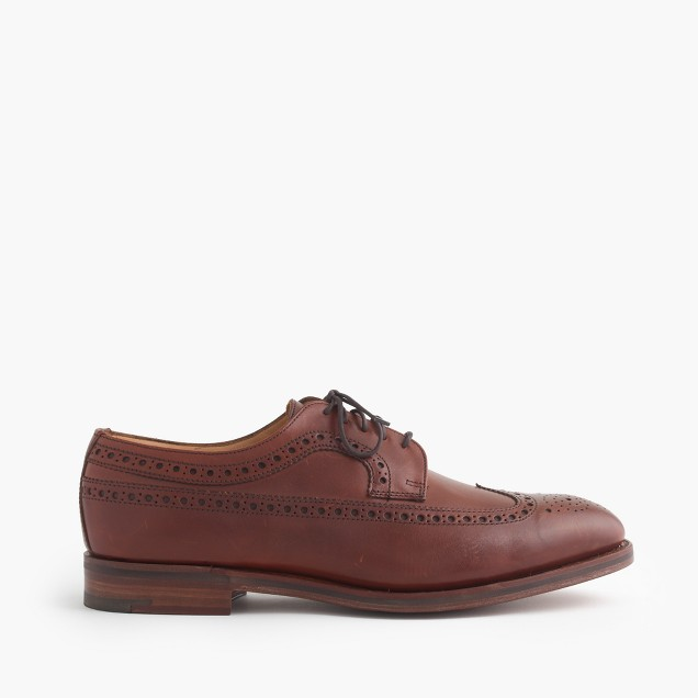 Alfred Sargent™ for J.Crew American brogues