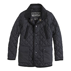 Kids' quilted Barn Jacket™