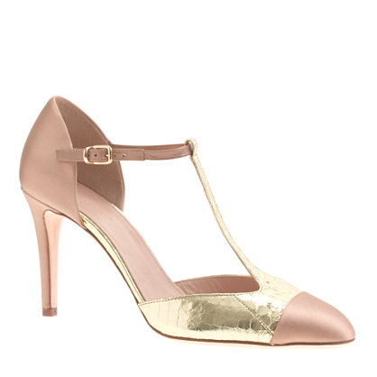 Collection Luella T-strap pumps