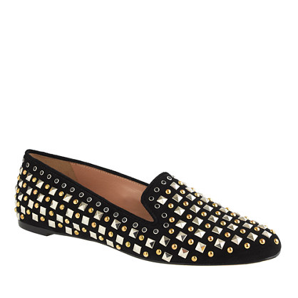 Collection Darby studded loafers