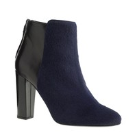 Collection Rory calf hair ankle boots