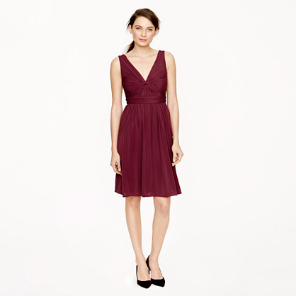 Helene dress in liquid jersey