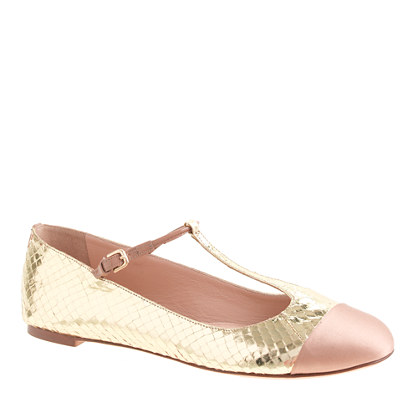 Collection Luella T-strap ballet flats
