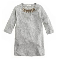 Girls' necklace tunic