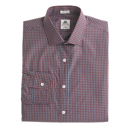 Thomas Mason® archive for J.Crew Ludlow shirt in 1901 gingham