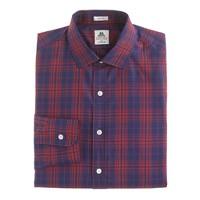 Thomas Mason® archive for J.Crew Ludlow shirt in 1918 tartan