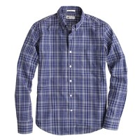 Slim Thomas Mason® Archive for J.Crew shirt in 1912 tartan