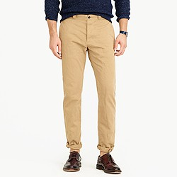 Wallace & Barnes Japanese selvedge chino