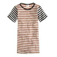 Edith A. Miller™ two-stripe tee