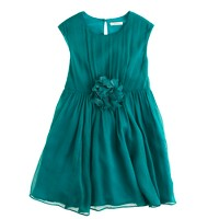 Girls' chiffon Holly dress