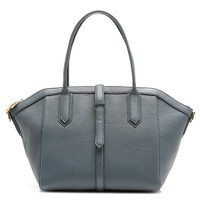 Tartine satchel in pebbled leather